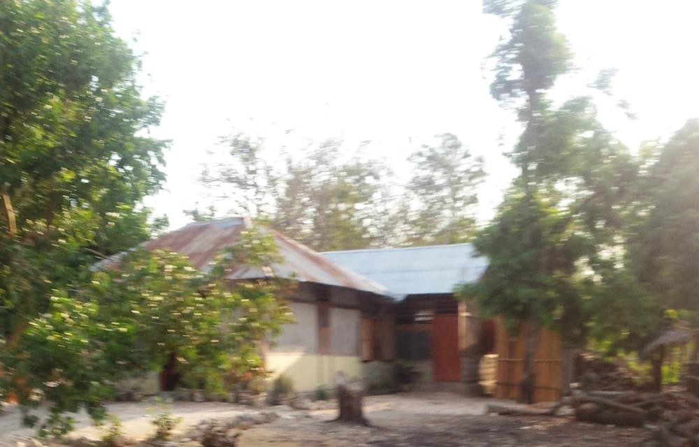 rumah penduduk