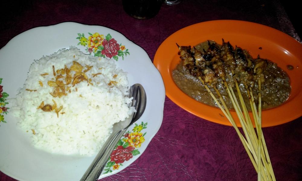Sate ayam paling enak di kota Kupang