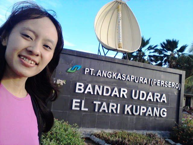 Selamat datang di Kota Kupang :D