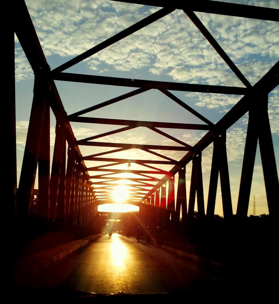 Sunrise di Kota Kupang
