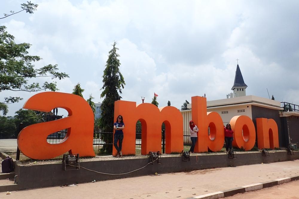 Halo Kota Ambon!