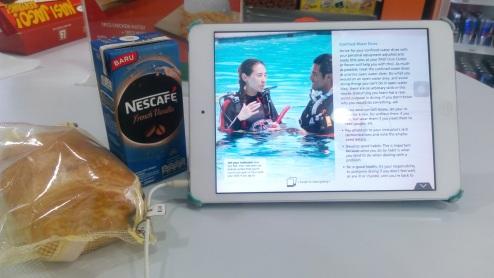 Belajar via e-book